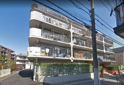 【外観】ローズハイツ平井 61.29㎡ リ ノベーション済