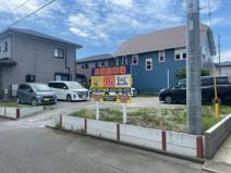 常総市内守谷町きぬの里3丁目の駐車場の画像