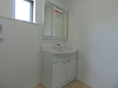 【独立洗面台】鹿嶋市港ケ丘第1 新築戸建 全5棟