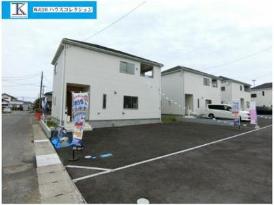 【庭】鹿嶋市港ケ丘第1 新築戸建 全5棟