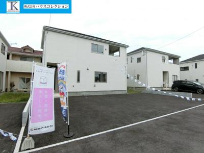 【外観】鹿嶋市港ケ丘第1 新築戸建 全5棟