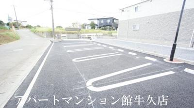 【駐車場】ラッポルティⅡ
