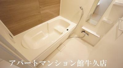 【浴室】ラッポルティⅡ