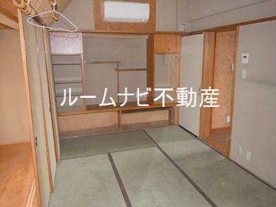 【寝室】サンライトフルシマ