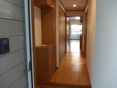 【玄関】ボニート カージェⅢ