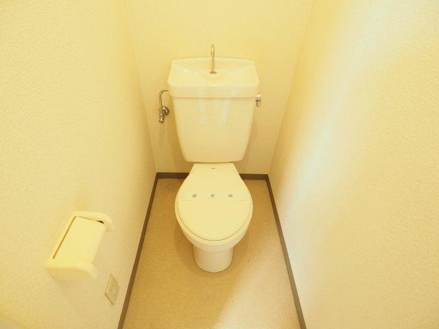 【トイレ】パレス安西六番館