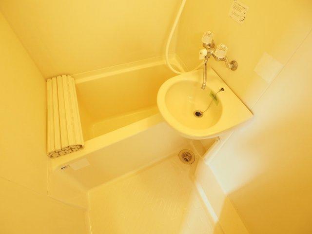 【浴室】パレス安西六番館