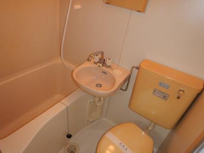 【浴室】MORIYA MANSION