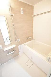 【浴室】ネオコーポ鶴見緑地