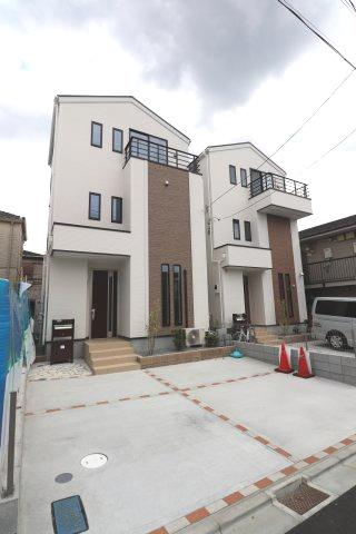 【収納】世田谷区中町3丁目新築戸建て