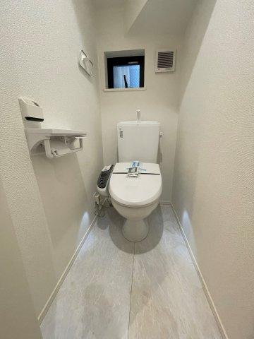 【トイレ】世田谷区中町3丁目新築戸建て