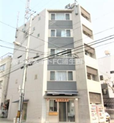 【外観】N2マンション