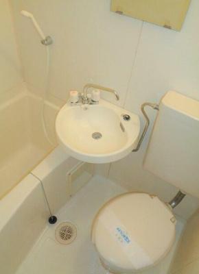 【浴室】第2丸吉ビル