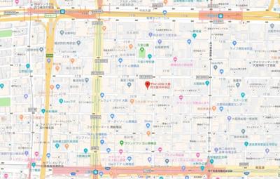 【地図】グランテージ感彩