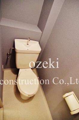【トイレ】メゾンドベル