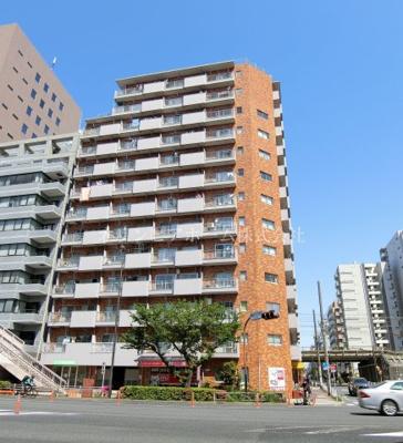 【外観】ハピーハイツニュー亀戸 13階 最 上階 64.08㎡ 亀戸駅4分