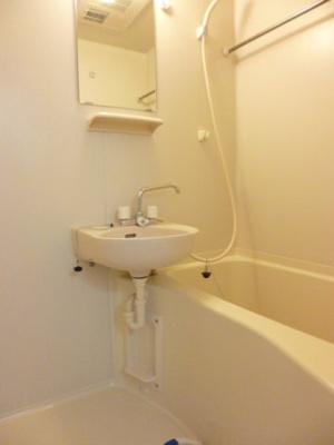 【浴室】スカイコート神楽坂壱番館