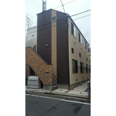 【外観】Grantham House Senkawa ~グランサムハウスセンカワ~