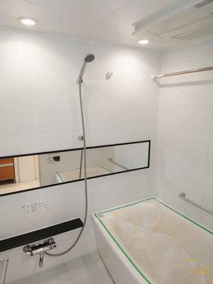 【浴室】カサーレ大阪城公園