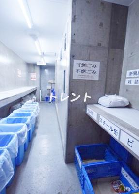 【玄関】クオリア御茶ノ水パークフロント