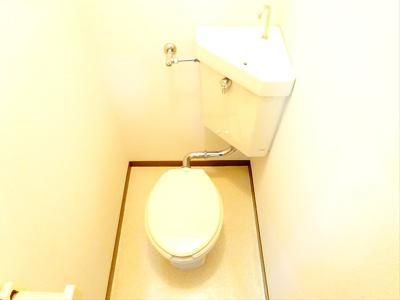 【トイレ】メゾンハーベスト