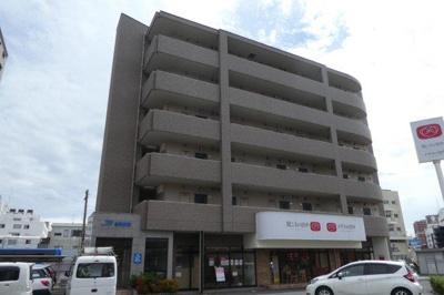 【外観】JRBハイツ倉敷駅前