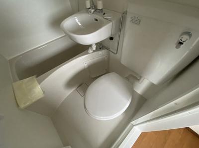 【トイレ】仲田マンション㈱Roots