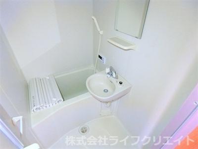 【浴室】メゾネットKS