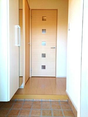 【玄関】ショコラ メゾン
