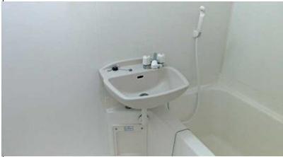 【浴室】ディアコート平間Ⅲ