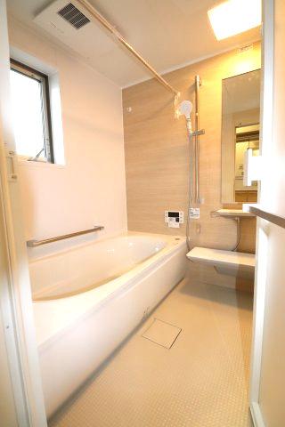 【浴室】世田谷区上祖師谷2丁目新築戸建