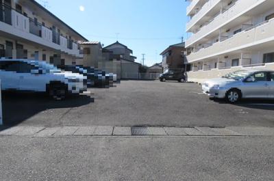 【駐車場】リッツ・東静岡
