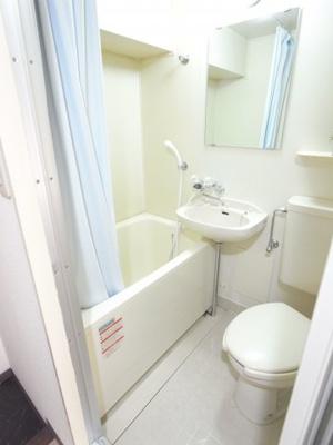【浴室】メゾン・ド・ジュネス