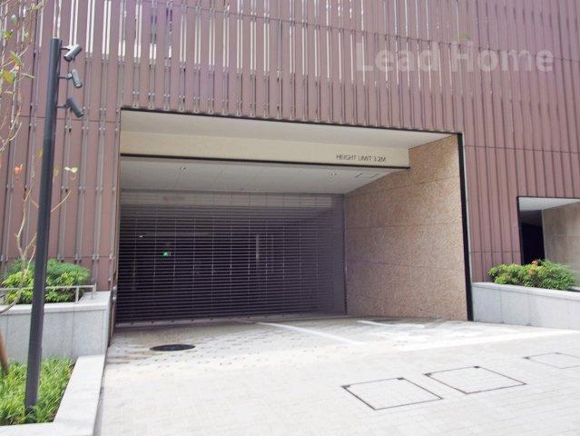 【駐車場】ザ・パークハウス三田タワー