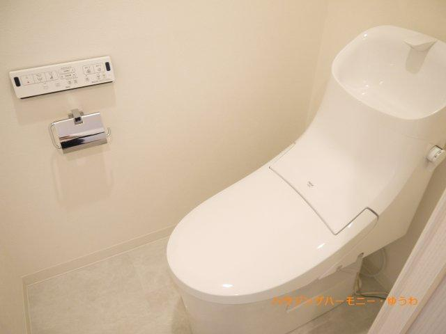 【トイレ】日神パレス板橋本町
