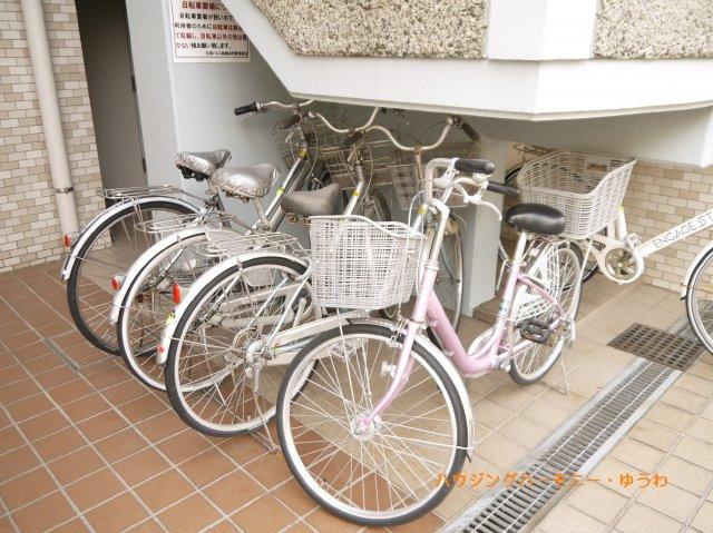 【駐輪場】日神パレス板橋本町