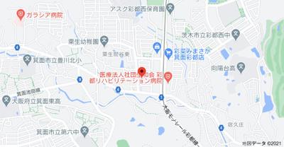 【地図】アスピリア パストラル