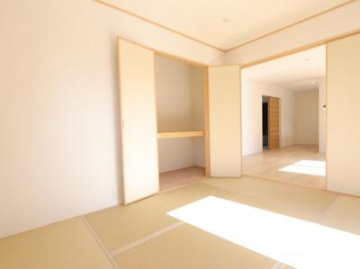 収納があります:建物完成しました♪♪毎週末オープンハウス開催♪吉川新築ナビで検索♪
