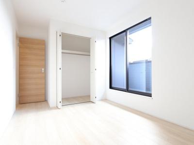 大きなスペースがあり、収納には困りません:建物完成しました♪♪毎週末オープンハウス開催♪吉川新築ナビで検索♪