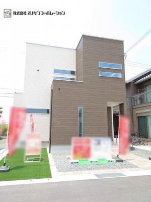 【外観】タマタウン 加東家原 2号地 ~新築一戸建て~