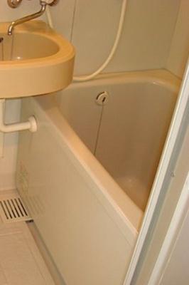 【浴室】ライオンズマンション久が原第五