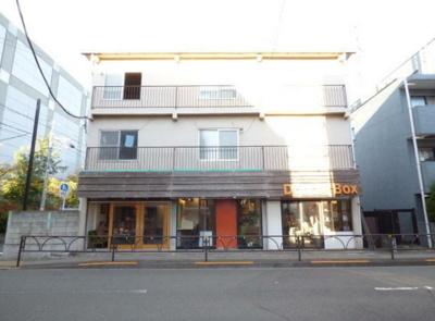 【外観】辰巳ハウス