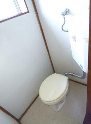 【トイレ】辰巳ハウス