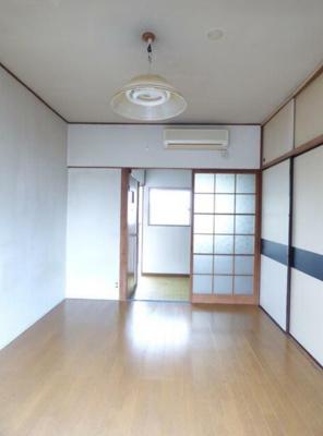 【寝室】辰巳ハウス