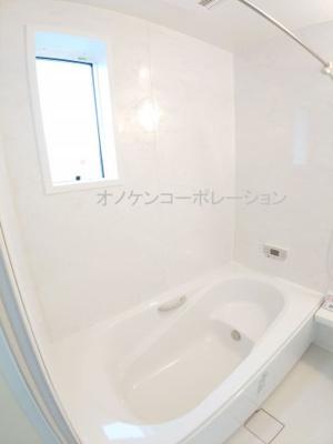 【浴室】タマタウン 社広野 2号地 ~新築一戸建て~