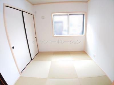 【和室】タマタウン 社広野 3号地 ~新築一戸建て~