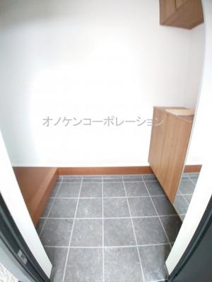 【玄関】タマタウン 社広野 3号地 ~新築一戸建て~