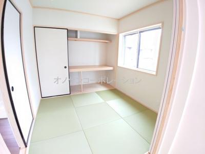 【和室】タマタウン 加東喜田Ⅰ 1号地 ~新築一戸建て~