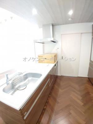 【キッチン】タマタウン 加東喜田Ⅰ 1号地 ~新築一戸建て~