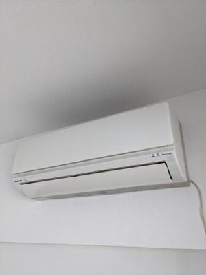 エアコン設備あり!